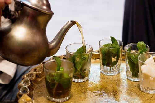 Teh Spearmint - Manfaat Kesehatan dari Teh Spearmint Jika Anda meminum teh